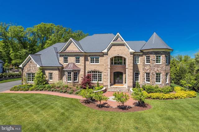957 Mackall Farms Lane, MCLEAN, VA 22101 (#VAFX1196854) :: Bruce & Tanya and Associates