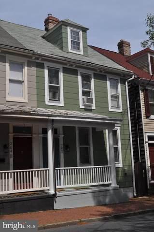 202 Duke Of Gloucester Street, ANNAPOLIS, MD 21401 (#MDAA466446) :: Integrity Home Team