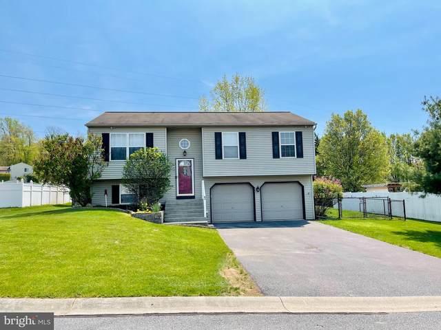 83 E Brookfield Drive, LEBANON, PA 17046 (#PALN119010) :: The Craig Hartranft Team, Berkshire Hathaway Homesale Realty