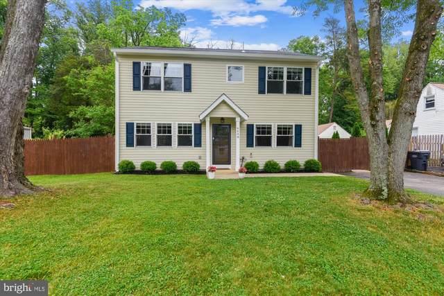 6648 Barrett Road, FALLS CHURCH, VA 22042 (#VAFX1196898) :: Jennifer Mack Properties