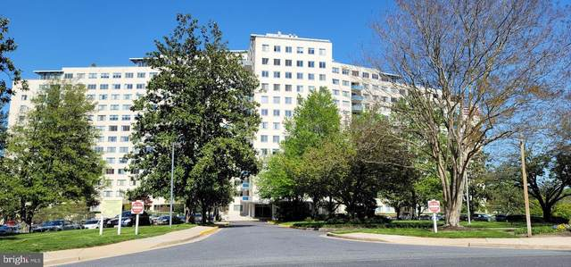 10201 Grosvenor Place #1412, ROCKVILLE, MD 20852 (#MDMC755478) :: LoCoMusings