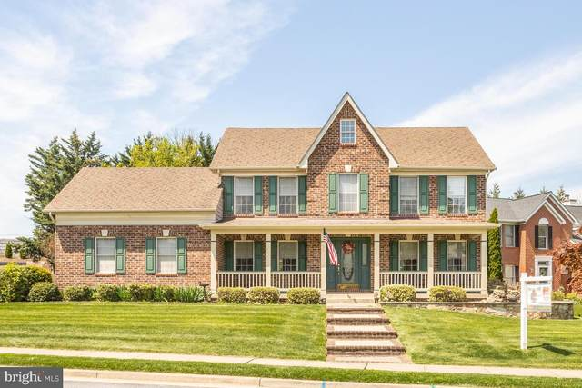 1011 Mercer Place, FREDERICK, MD 21701 (#MDFR281590) :: Corner House Realty
