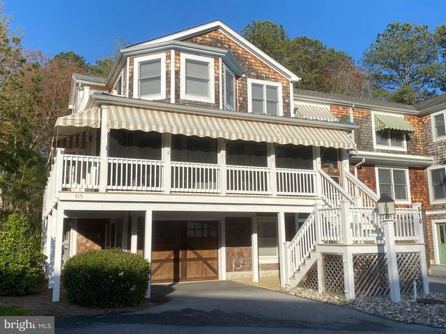 515 Jennmar Way #8, BETHANY BEACH, DE 19930 (#DESU181944) :: CoastLine Realty