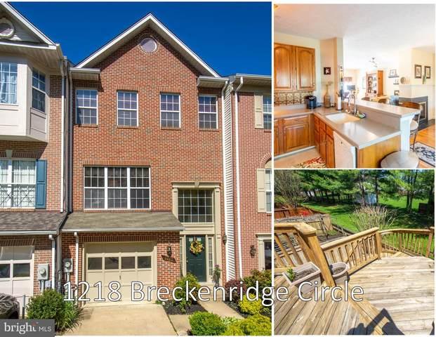 1218 Breckenridge Circle, RIVA, MD 21140 (#MDAA466468) :: Jacobs & Co. Real Estate