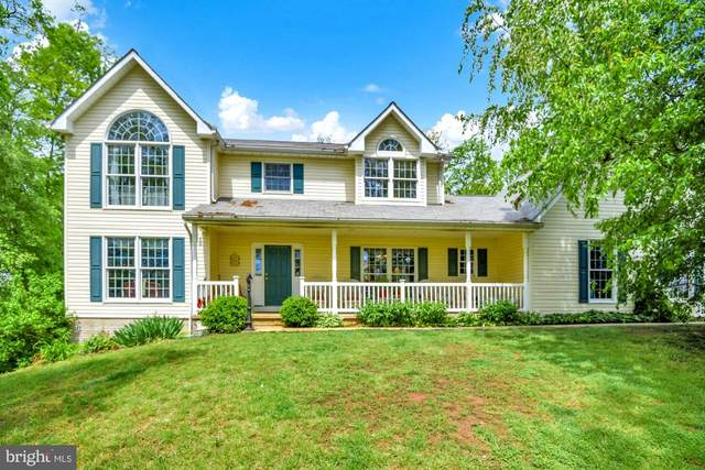 2450 Alees Drive, NEW WINDSOR, MD 21776 (#MDCR204116) :: ExecuHome Realty