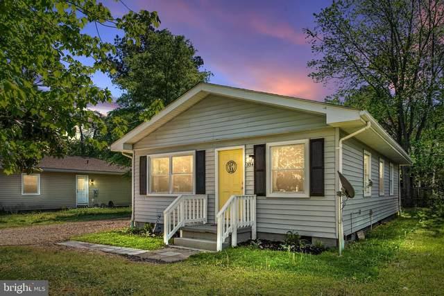 334 7TH Street, COLONIAL BEACH, VA 22443 (#VAWE118290) :: Corner House Realty