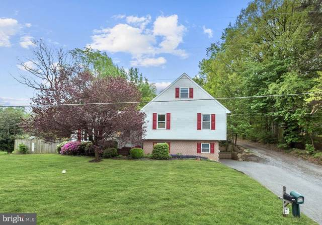 7349 Gaither Road, SYKESVILLE, MD 21784 (#MDCR204118) :: ExecuHome Realty