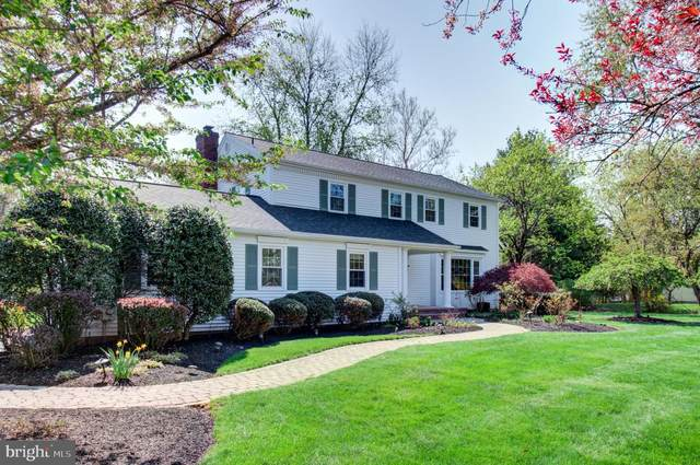 11 Deer Run Drive, BELLE MEAD, NJ 08502 (#NJSO114596) :: The Matt Lenza Real Estate Team