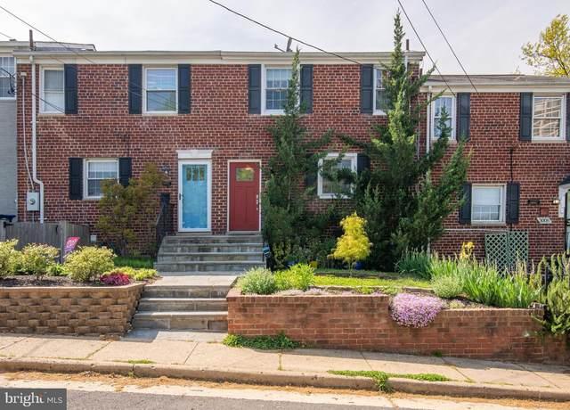 3006 Landover Street, ALEXANDRIA, VA 22305 (#VAAX259028) :: Nesbitt Realty