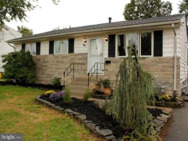 48 Christine Avenue, TRENTON, NJ 08619 (#NJME311572) :: Nexthome Force Realty Partners