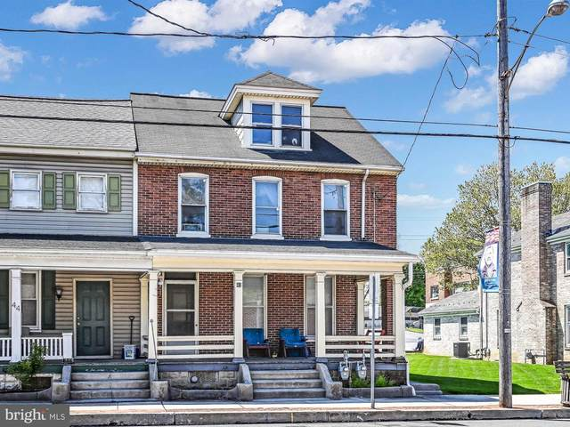 42 E Main Street, MOUNT JOY, PA 17552 (#PALA181320) :: Realty ONE Group Unlimited
