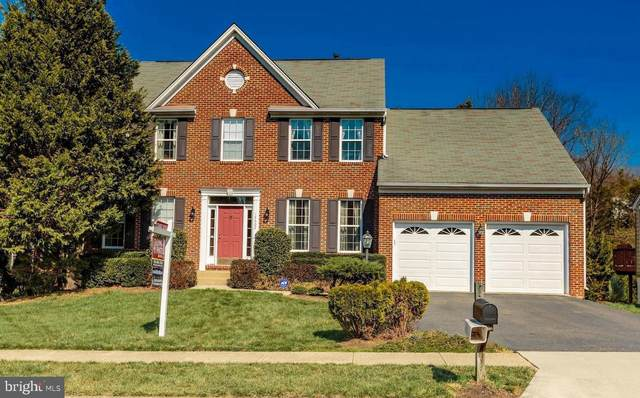 14602 Outpost Court, CENTREVILLE, VA 20121 (#VAFX1196980) :: Bruce & Tanya and Associates