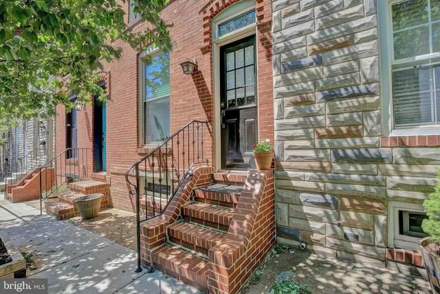 914 S Bouldin Street, BALTIMORE, MD 21224 (#MDBA548856) :: Corner House Realty