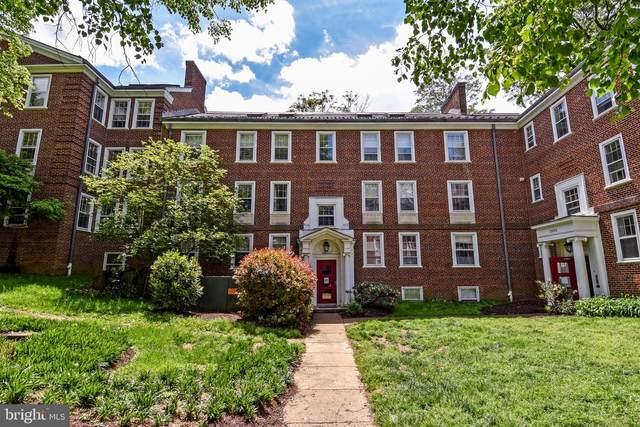 3810 39TH Street NW B122, WASHINGTON, DC 20016 (#DCDC519216) :: Dart Homes