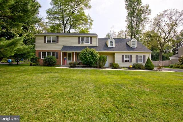 215 Oakland Place, NORTH WALES, PA 19454 (#PAMC691124) :: Linda Dale Real Estate Experts