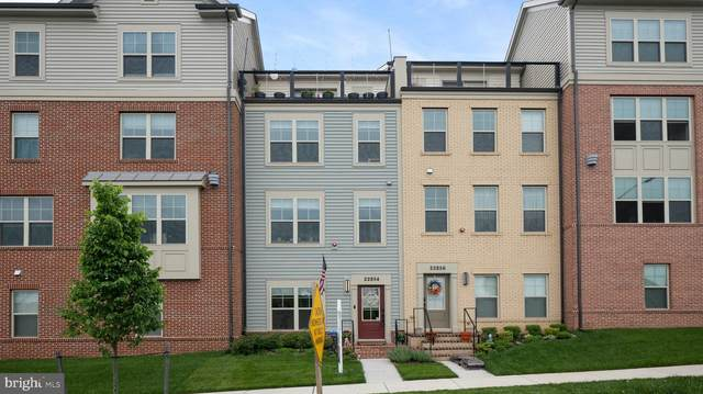 22854 Cabin Branch Avenue, CLARKSBURG, MD 20871 (#MDMC755534) :: Corner House Realty