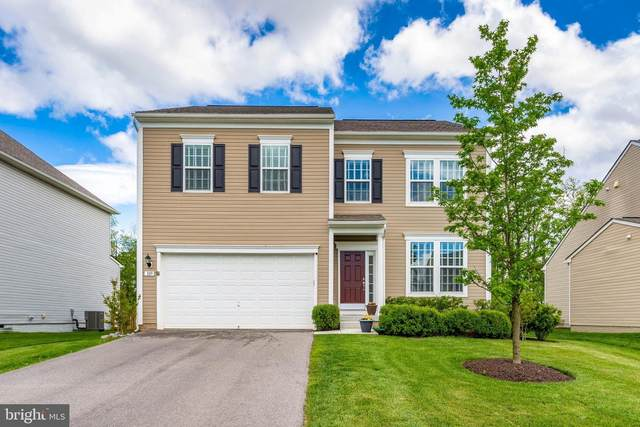 109 Ports Circle, WALKERSVILLE, MD 21793 (#MDFR281600) :: Jim Bass Group of Real Estate Teams, LLC