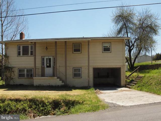 Smith Creek Road, FRANKLIN, WV 26807 (#WVPT101748) :: AJ Team Realty