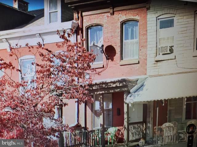 1205 Green Street, READING, PA 19604 (#PABK376718) :: REMAX Horizons