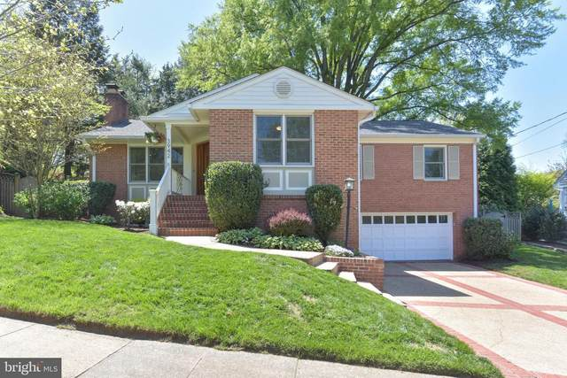 3942 N Upland Street, ARLINGTON, VA 22207 (#VAAR180518) :: The Riffle Group of Keller Williams Select Realtors