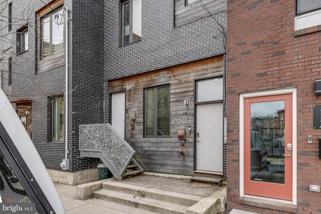 1724 Folsom Street A, PHILADELPHIA, PA 19130 (#PAPH1011628) :: Ram Bala Associates | Keller Williams Realty
