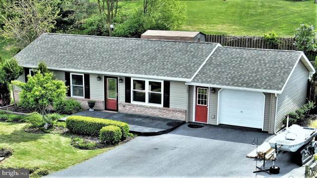 150 Cranes Gap Road, CARLISLE, PA 17013 (#PACB134384) :: The Joy Daniels Real Estate Group