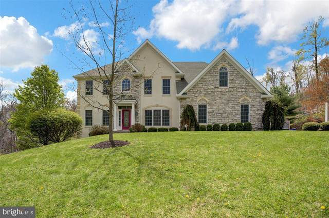 1135 Texter Mountain Road, REINHOLDS, PA 19551 (#PALA181330) :: The Heather Neidlinger Team With Berkshire Hathaway HomeServices Homesale Realty