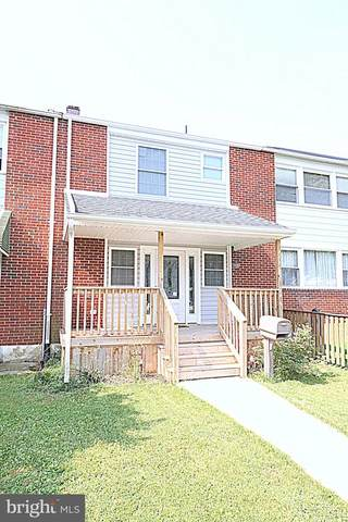 8203 N Boundary Road, BALTIMORE, MD 21222 (#MDBC527222) :: The Dailey Group