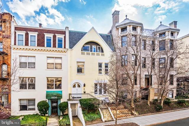 1836 California Street NW, WASHINGTON, DC 20009 (#DCDC519268) :: Dart Homes