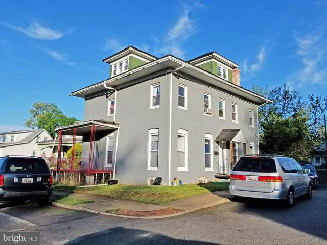 3606 Plateau Avenue, BALTIMORE, MD 21207 (#MDBA548894) :: Dart Homes
