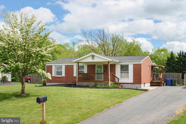 1907 Lincoln Road, FOREST HILL, MD 21050 (#MDHR259342) :: Advance Realty Bel Air, Inc