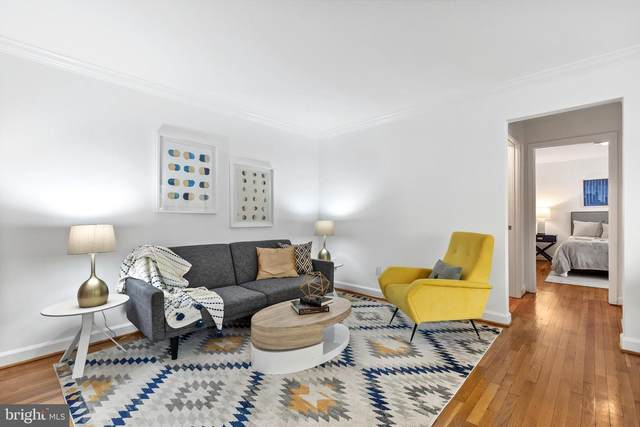2725 39TH Street NW #404, WASHINGTON, DC 20007 (#DCDC519288) :: Corner House Realty