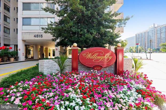 4515 Willard Avenue #1817, CHEVY CHASE, MD 20815 (#MDMC755622) :: LoCoMusings