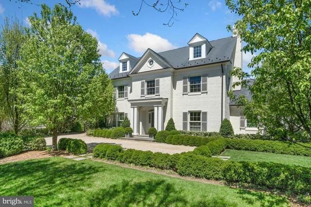 4307 Bradley Lane, CHEVY CHASE, MD 20815 (#MDMC755626) :: Potomac Prestige