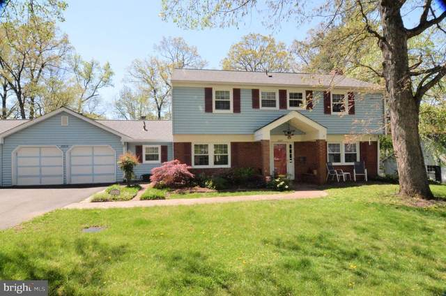 8809 Churchfield Lane, LAUREL, MD 20708 (#MDPG604692) :: The Riffle Group of Keller Williams Select Realtors