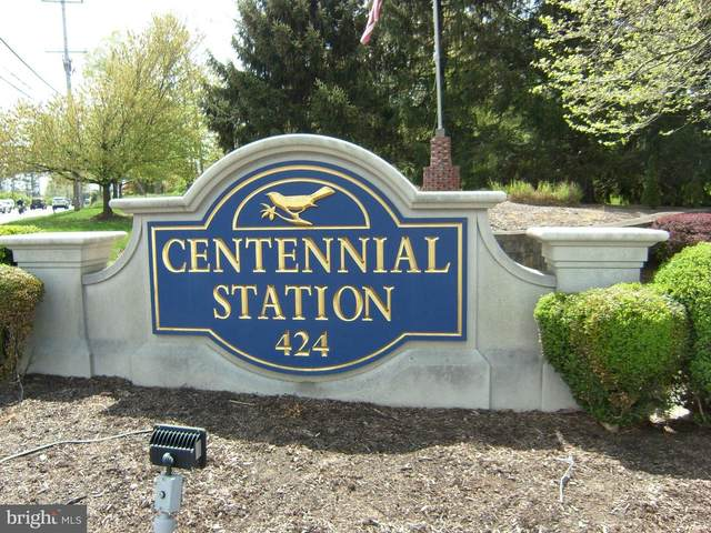 10408 Centennial Station #10408, WARMINSTER, PA 18974 (#PABU526052) :: Ram Bala Associates | Keller Williams Realty