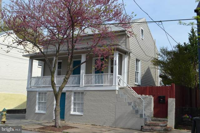 25 W 5TH Street, FREDERICK, MD 21701 (#MDFR281644) :: Corner House Realty