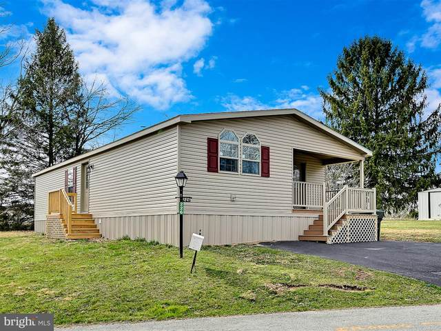 198 Country Ridge Drive, YORK, PA 17408 (#PAYK157374) :: The Heather Neidlinger Team With Berkshire Hathaway HomeServices Homesale Realty