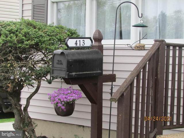413 Hubbs Drive, PALMYRA, NJ 08065 (#NJBL396512) :: Shamrock Realty Group, Inc