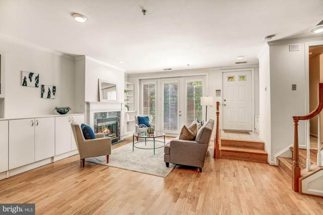 2411 20TH Street NW #10, WASHINGTON, DC 20009 (#DCDC519318) :: Corner House Realty