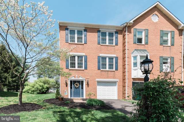 1223 Athens Court, BEL AIR, MD 21014 (#MDHR259352) :: Teal Clise Group
