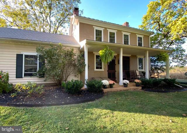 840 Detters Mill Road, DOVER, PA 17315 (#PAYK157382) :: The Paul Hayes Group | eXp Realty