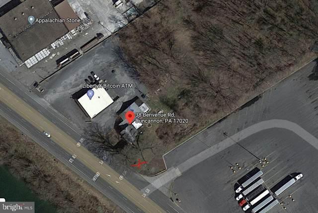 38 Benvenue Road, HALIFAX, PA 17032 (#PADA132776) :: The Joy Daniels Real Estate Group