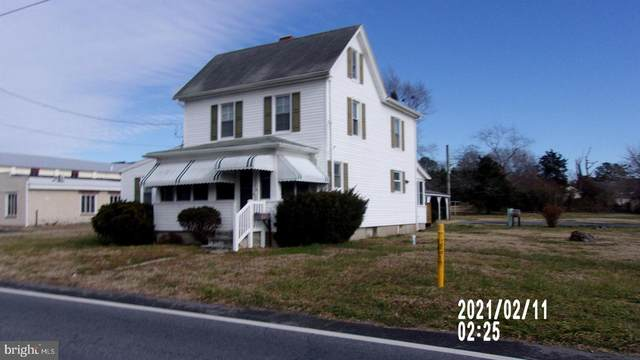 435 W Market Street, SNOW HILL, MD 21863 (#MDWO122062) :: The Riffle Group of Keller Williams Select Realtors