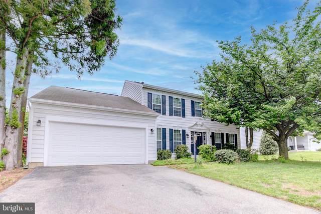 2816 Pulpit Hill Court, WOODBRIDGE, VA 22191 (#VAPW521160) :: Corner House Realty