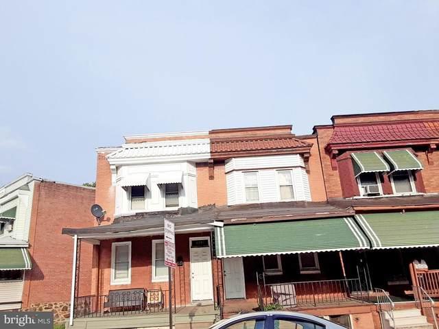 2233 Homewood Avenue, BALTIMORE, MD 21218 (#MDBA548952) :: Dart Homes