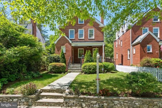 6140 Utah Avenue NW, WASHINGTON, DC 20015 (#DCDC519356) :: Cortesi Homes