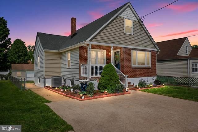 2812 Tennessee Avenue, HALETHORPE, MD 21227 (#MDBC527302) :: Dart Homes