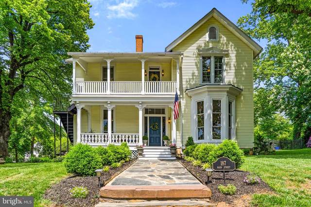 187 Main Street, WARRENTON, VA 20186 (#VAFQ170306) :: Colgan Real Estate