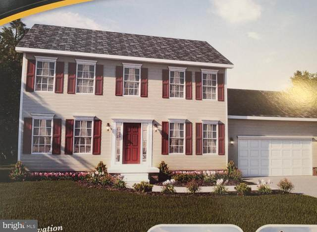 700 Ledger Drive, HANOVER, PA 17331 (#PAAD115910) :: TeamPete Realty Services, Inc